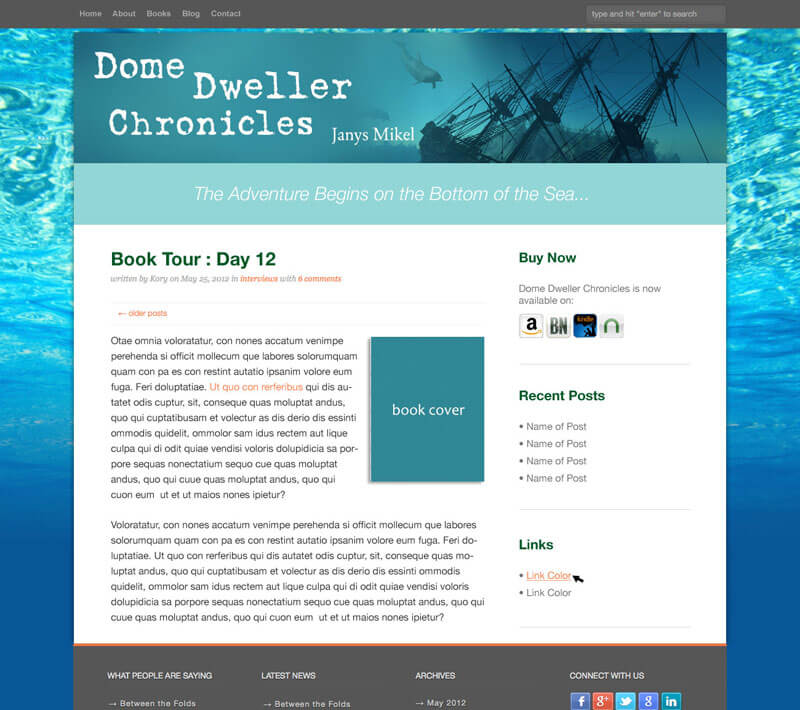 Website for writing