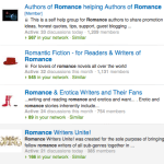 Search Results Romance