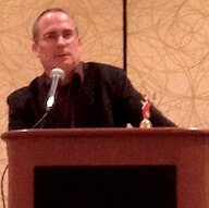 "Novelist Michael Wiley delivering ""A Life of Crime"" keynote at Florida Writers Conference"