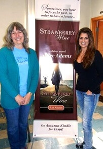 Lee Adams Author Book Party How to Host a Book Party!
