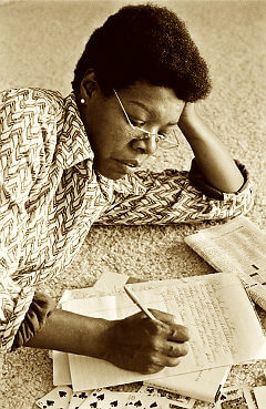 Essay about maya angelou