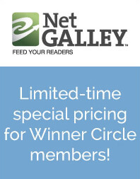 NetGalley WC Deal Winner Circles Newest Author Tools and Incentives!