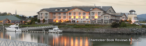 bellwether hotel Chanticleer Author Conference: Bellingham, WA Hosts Special Events for Authors