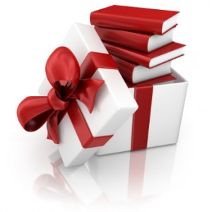 holiday books 300x300 Clever Book Promotions Weve Seen This Season!