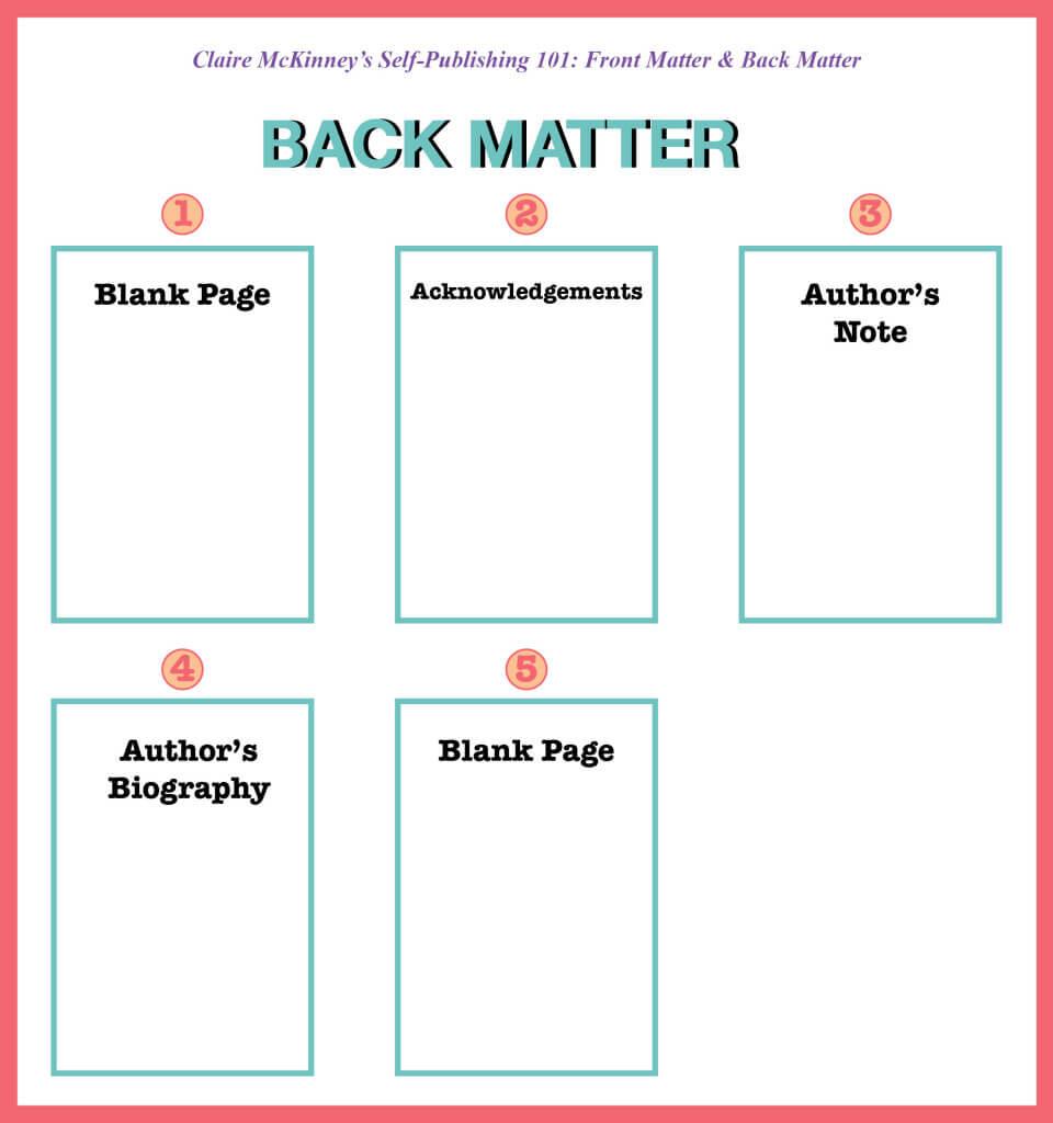 Back-Matter