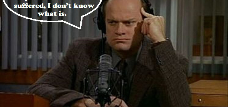 Is Your Frasier Crane Showing? Using Big Words In Writing (When Smaller Ones Will Do)