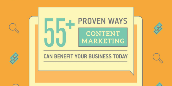Content is Still King: 55 Proven Ways to Help Your Content Marketing [Infographic]
